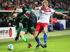 HSV-schlemiel Van Drongelen nekt eigen club in beladen kelderkraker