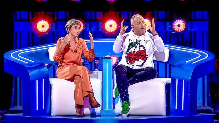 K2 zoekt K3-show: Ingeborg en Gordon. Beeld DPG Media