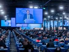 L'extrême droite allemande tient un congrès controversé en pleine pandémie