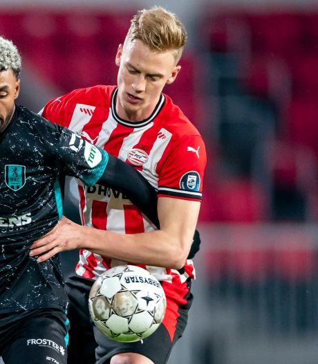 PSV maakt dankzij fraaie goal Zahavi en sterke Mvogo geen fout tegen RKC