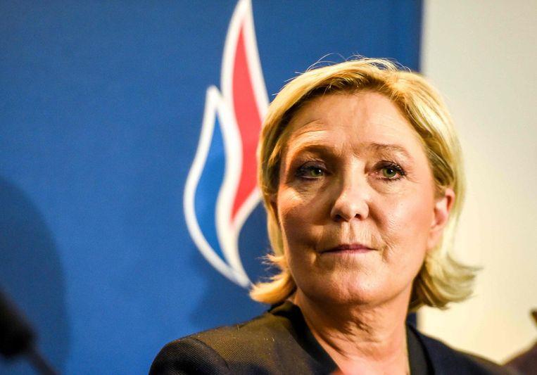 Marine Le Pen Beeld anp
