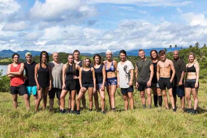 Expeditie Robinson 2017 is genomineerd