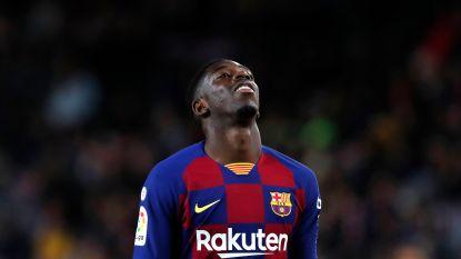 Blessure na blessure na blessure: Ousmane Dembélé mist het EK na operatie aan de hamstings
