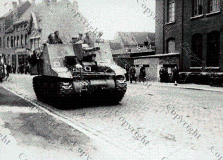 Ook de bevrijding van Vilvoorde wordt 75 jaar later uitgebreid gevierd.