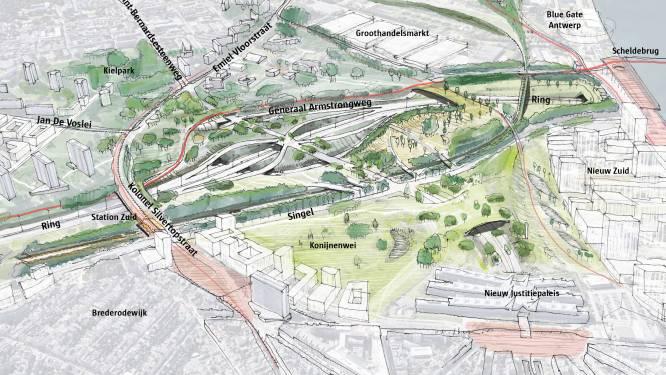 Ontwerpteam dat Ringpark Zuid vorm zal geven is bekend