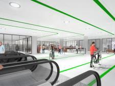 Weer tegenslag bij groot bouwproject: fietsenstalling fors vertraagd