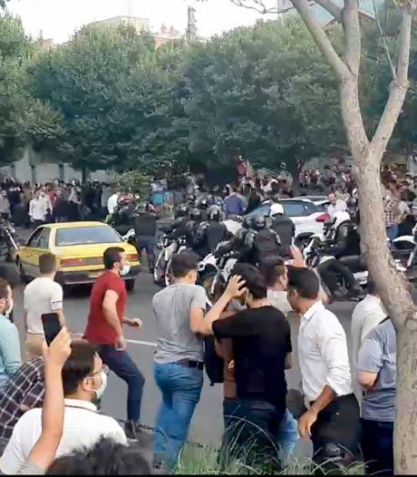 Europa mag terreur in Iran niet accepteren