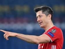 Lewandowski heeft alleen Messi en Ronaldo nog voor zich, records voor Musiala