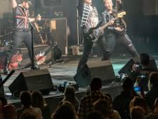 Paar uurtjes Arrow Classic Rock live op de bühne