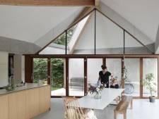 """Liselore et Peter agrandissent leur maison: """"Plus de lumière naturelle, d'espace et de contact avec le jardin"""""""