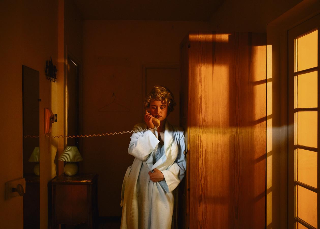 Beeld uit het fotoboek Agata van Bieke Depoorter.