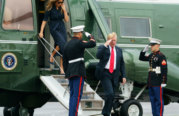 **Trump haalt fel uit naar Iran: 'Wij zullen uw krankzinnige woorden niet langer dulden'**