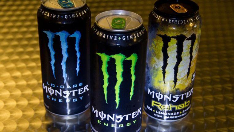 Monster Beverage. Beeld afp