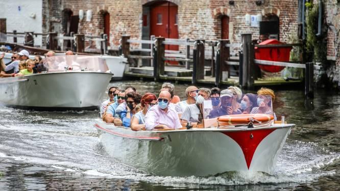 """Half miljoen bezoekers kiezen in juli voor Brugge: """"Hier trekken we ons aan op"""""""