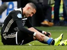 Ajax rekent op Ziyech: 'Het ziet er goed uit'