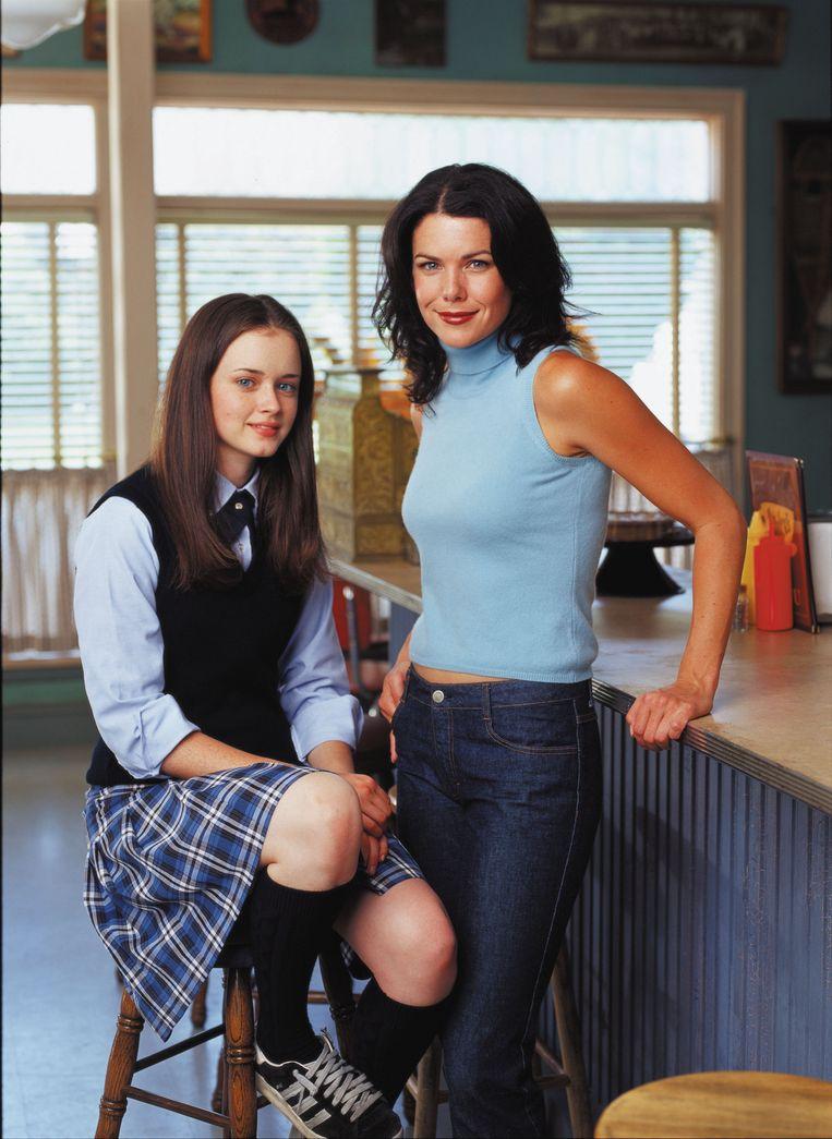 In 2000 verscheen het eerste seizoen, en dat was niet meteen een groot succes. Beeld vtm