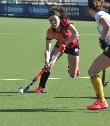 Hockeysters Oranje-Rood al tien wedstrijden zonder zege