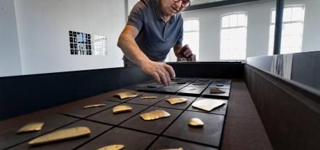 Straatafval tot kunst verheven in Cacaofabriek