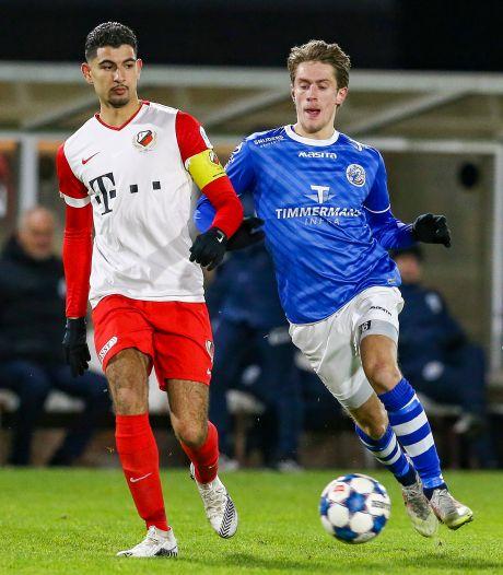 Valse herstart voor FC Den Bosch met nederlaag bij Jong Utrecht