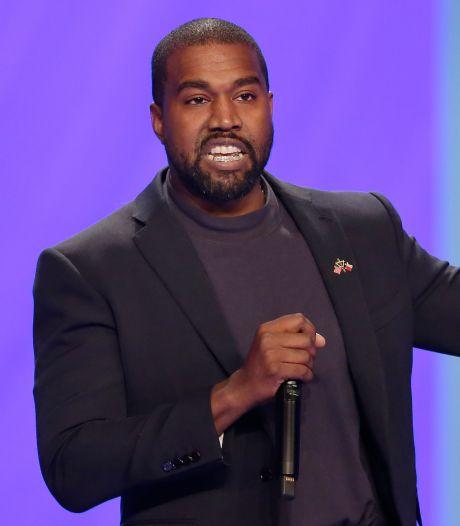 Kanye West betaalde 12,4 miljoen uit eigen zak voor presidentscampagne