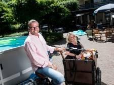 Erika en Antoine vormen een gezin met kinderen die niet thuis kunnen wonen: 'Ze zei dat ik haar papa moest blijven'
