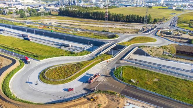 """Volwaardig complex Waaslandhaven-Oost verbetert bereikbaarheid van de Waaslandhaven: """"Maar ook ontlasting van lokale wegen"""""""