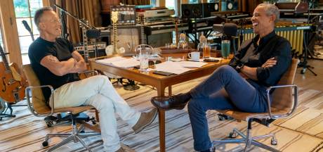 Barack Obama et Bruce Springsteen lancent leur podcast