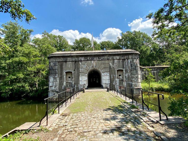 Het Fort van Oelegem