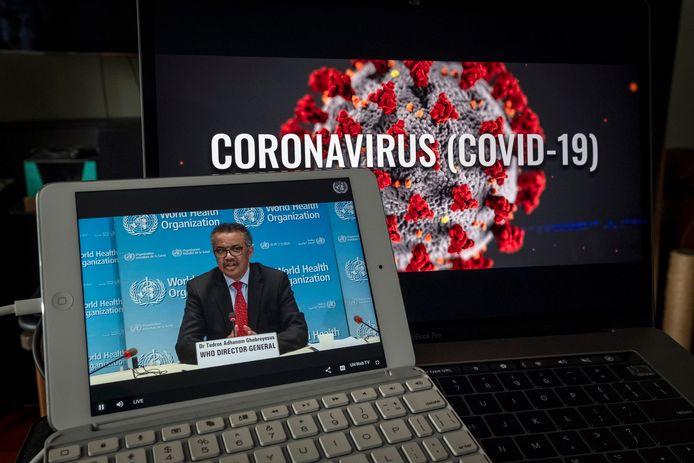 Des enregistrements audio de l'Organisation mondiale de la santé, qui viennent d'être divulgués, prouvent que les autorités chinoises ont filtré les informations au début de la pandémie de Covid-19.