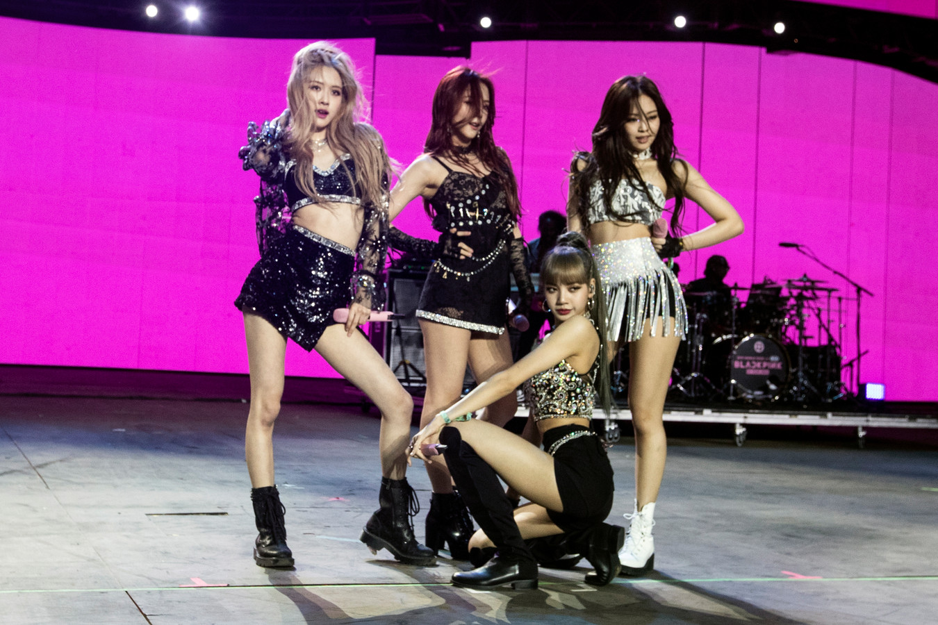K-popgroep Blackpink