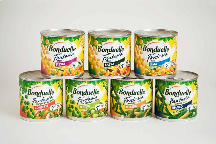 De beklaagden zouden zo'n 8.000 conserven gestolen hebben bij Bonduelle. (illustratiebeeld)