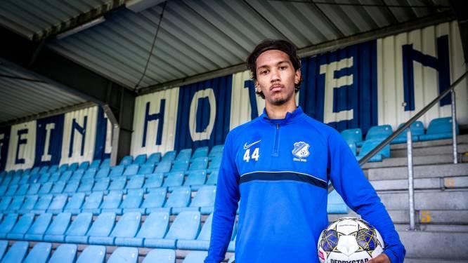 FC Eindhoven-speler Hernández ontvangt verwachte uitnodiging van El Salvador: 'Erg dankbaar en enthousiast'