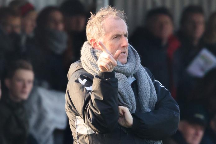 Laurens Knippenborg stopt na dit seizoen als trainer bij hoofdklasser RKZVC.