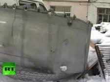 Groot 'ufo-fragment' gevonden in Siberisch bos