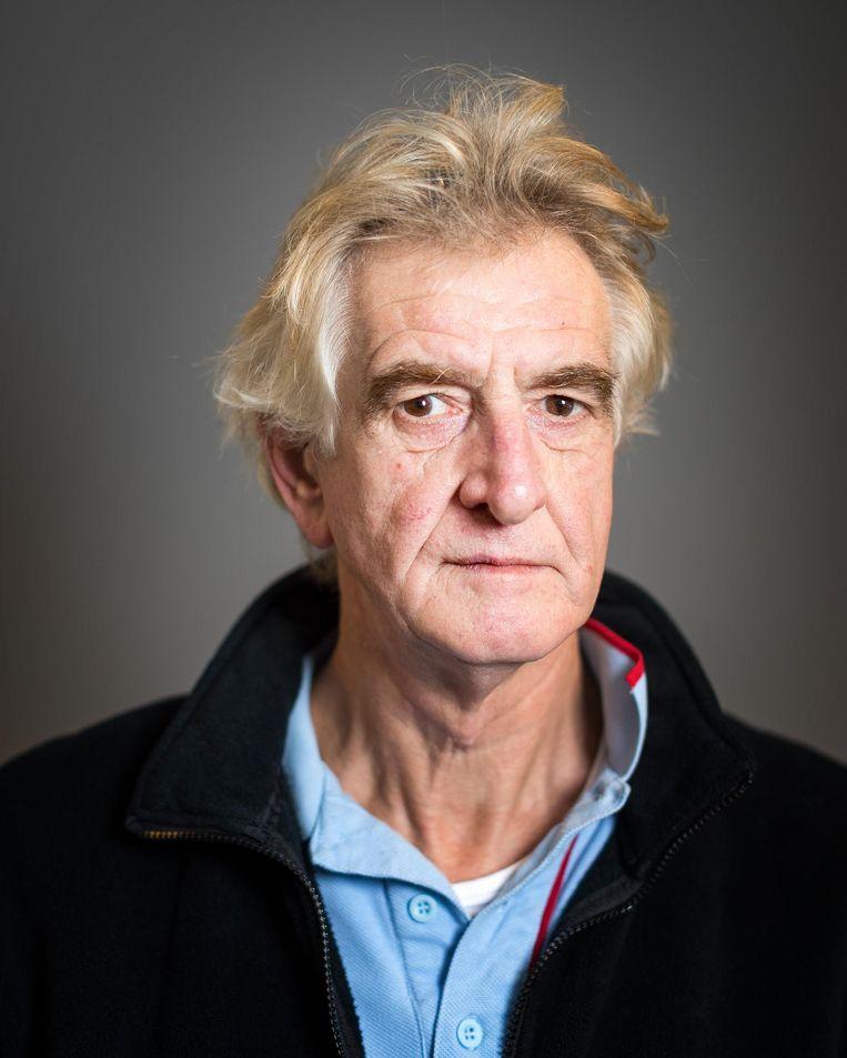 Klaas Luchtmeijer (60): 'Asscher benoemt dezelfde belangrijke thema's als Rutte, maar gematigder en met meer begrip.' Beeld Jiri Büller