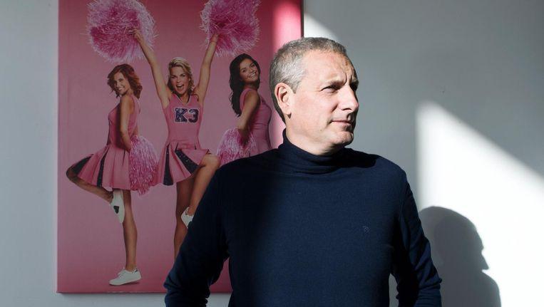 Met een geschat vermogen van 56 miljoen euro is Gert Verhulst met ruime voorsprong de rijkste bekende Vlaming. Beeld Sanne De Wilde