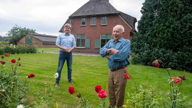 Diederik Jansen (84) verlaat zijn ouderlijke boerderij in Holten voor een appartement: 'Maar de boerenkool haal ik nog uit de moestuin'