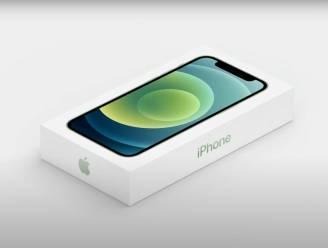 Bij iPhone 12 geen lader en oortjes meer in de doos