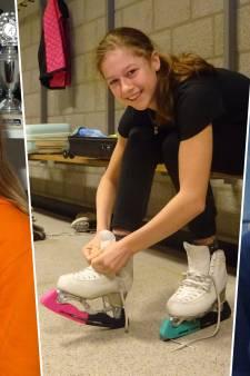 Drie 'piepjonge' sporters over hun dromen: 'Ik wil mijn korte kür aan heel de wereld laten zien'