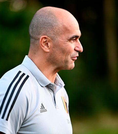 """Roberto Martinez: """"Il n'y a rien avec Barcelone, mais on ne sait jamais de quoi demain sera fait"""""""