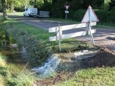 Waterleiding geraakt in Markelo: huishoudens zonder drinkwater