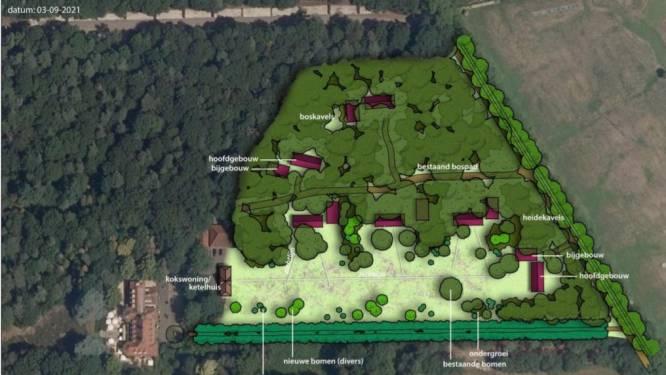 Plan voor woningen achter Rustoord 'hangt vast' op regels van de provincie