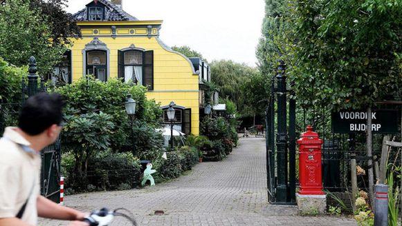 De voormalige spermakliniek Medisch Centrum Bijdorp in het Nederlandse Barendrecht. Eigenaar dr. Jan Karbaat (89) overleed vorige maand.