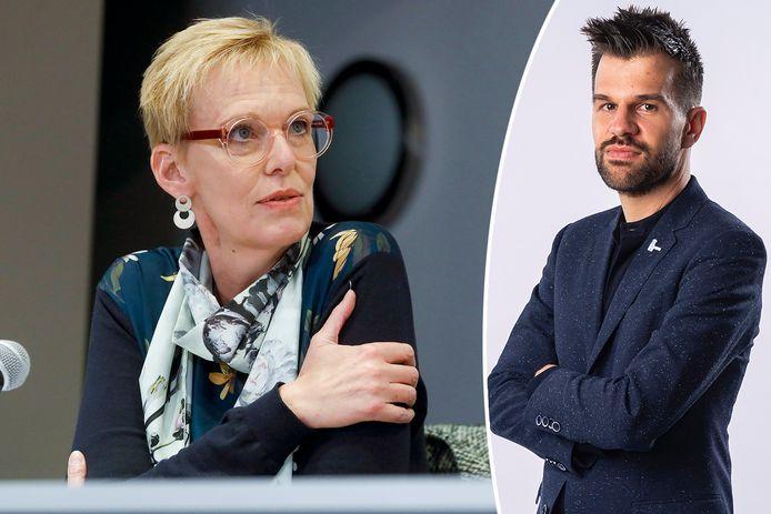 Arbeidseconoom Stijn Baert (UGent) is niet mals voor het pensioenplan van minister Karine Lalieux (PS).
