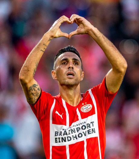 Oppermachtig PSV haalt dankzij grootse Zahavi ongenadig hard uit tegen Galatasaray