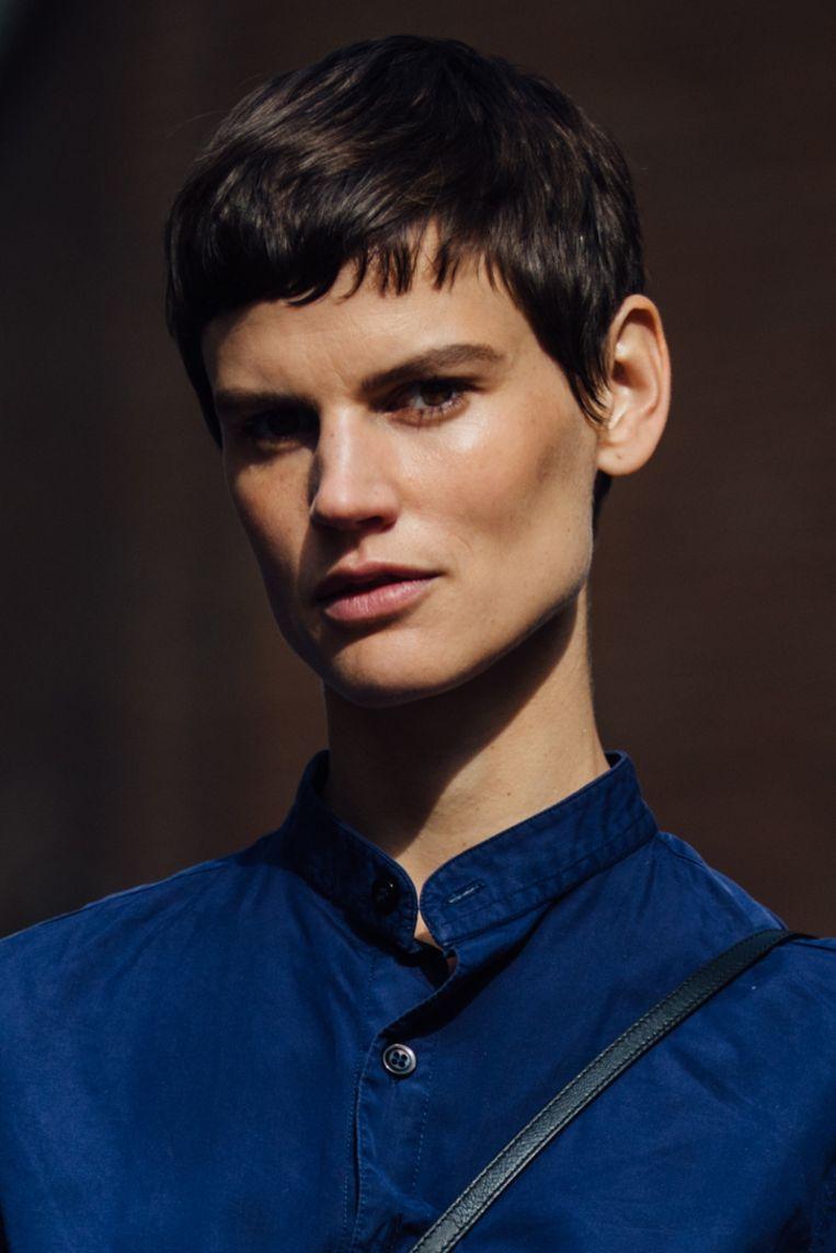 Met grote namen als Saskia de Brauw is Paparazzi nog steeds een van de prestigieuste modellenbureaus voor editorial modellen. Beeld Getty Images