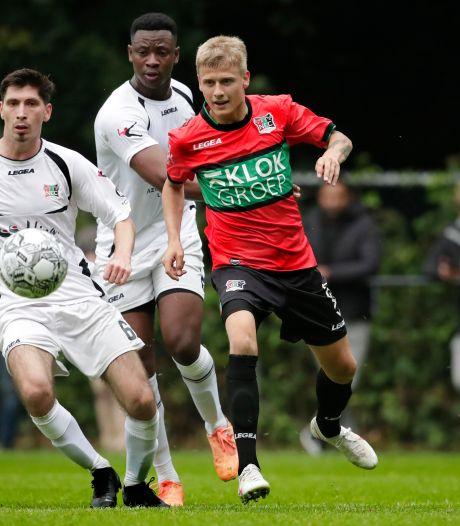 Magnus Mattsson, de zomeraankoop van NEC, wil een attractie in de eredivisie worden