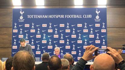 """José Mourinho voorgesteld bij Spurs: """"Ooit gezegd dat ik nooit Tottenham-coach zou worden? Dat was voor ik ontslagen werd door Chelsea"""""""