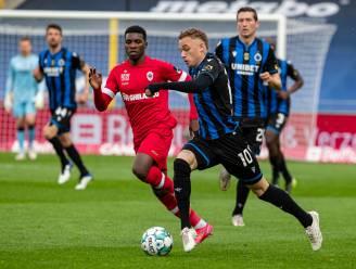 Dost, Lang en Vormer blijven na zege op Antwerp op titelkoers met Club Brugge
