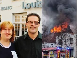 """Uitbaters restaurant De Clesse blijven strijdvaardig na verwoestende brand: """"Al moeten we onze zaak steen per steen heropbouwen, de vlammen krijgen ons niet klein"""""""